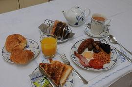 Amberley breakfast