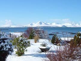 Winter at Tigh a Cladach
