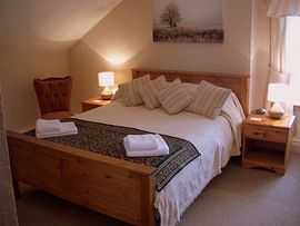 One of our Double en suite rooms