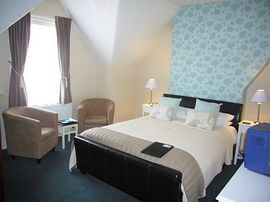 King en-suite, room 4.