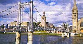 Greig Street Foot Bridge