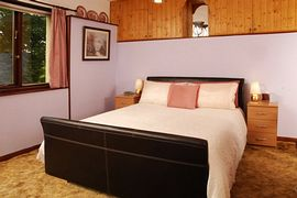 Spacious rooms with king-size beds