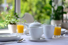 Relax and enjoy our breakfasts.