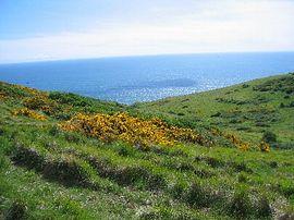 View coastal path
