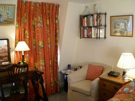 Corner of Room