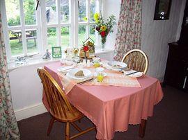 Enjoy traditional farmhouse hospitality