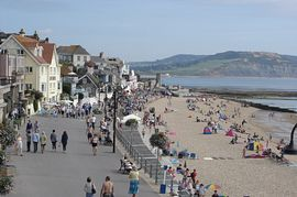 Lyme Sea Front
