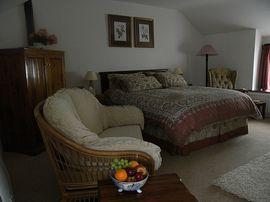 Comfortable en suite rooms