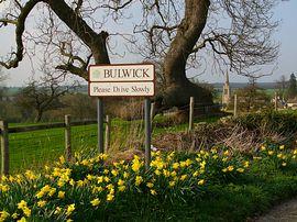 Bulwick Village