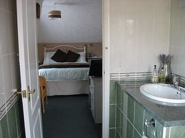 Double en-suite with balcony