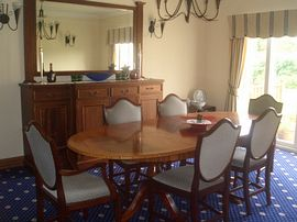 Guest's Dining Room