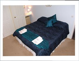 Typical of the homely rooms available