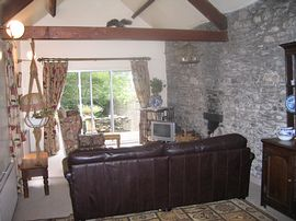 Stables lounge