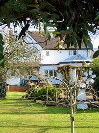 Garden of Dove House