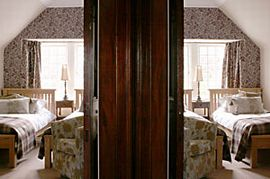 The Twin rooms