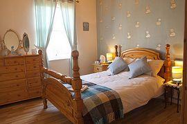 Pine Bedroom