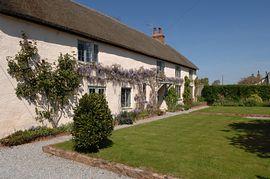 Arden Cottage front elevation