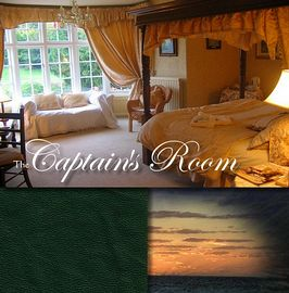 Captain's Four Poster room