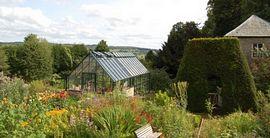 The Dovecote & garden