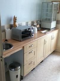 Guest's kitchen
