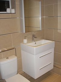 Ensuite to large guest room