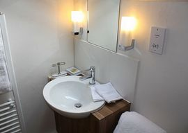 En suite high quality bathrooms