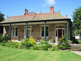 Osborne House has a large private garden.