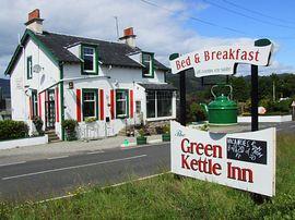 Outside of Green Kettle