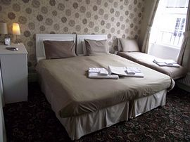 Family double bedroom