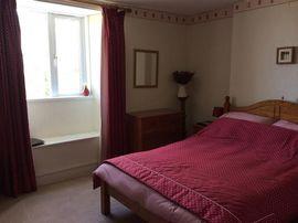The Front Double en-suite bedroom