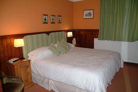 Exmoor House: a double room