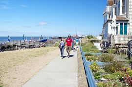 Take a stroll in beautiful Whitstable