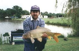 Another Carp cought.
