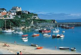 Newquay Harbour 4 (VisitCornwall)
