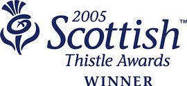 Thistle WInner Logo