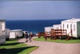 Caravan Hire at Golden Cap