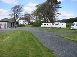 Low Hall Caravan Site