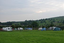 Riverside Caravan Site On
