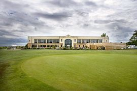 Our Golf Club House