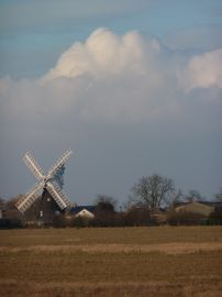 Windmill from Fen