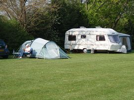 Tenting in Gloucestershire