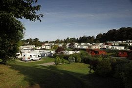 View of Blairgowrie Holiday Park