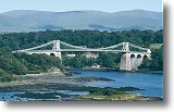 Menai Suspension Bridge - Picture courtesy of 