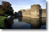 Beaumaris Castle - Picture courtesy of www.britainonview.com