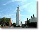 Withernsea Lighthouse - Photograph © Audrey Foster