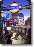Piccadilly Circus. Picture courtesy of www.britainonview.co.uk.