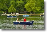 Boating in Hyde Park. Picture courtesy of www.britainonview.co.uk.