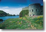 Fort Clonque, Alderney - Picture courtesy of www.britainonview.com