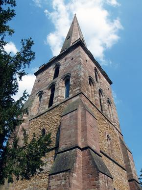 Church Tower, Ledbury, Herefordshire