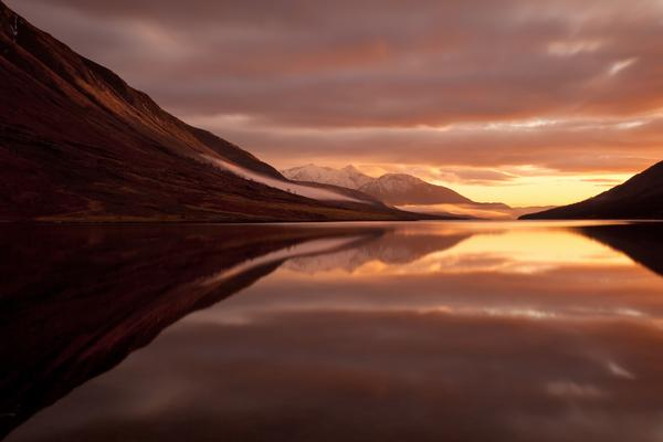 Loch Etive Sunset